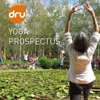 Dru Yoga Australia yoga course prospectus