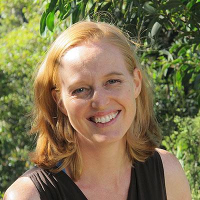 Angela Baker - Dru Meditation teacher