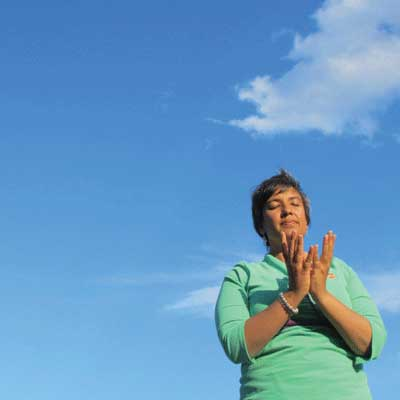 Chandra Goswami - Director of Dru Yoga and Meditation, Dru Yoga North